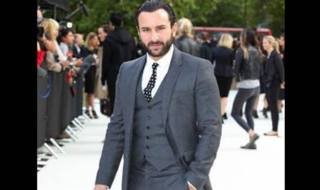 Saif Ali Khan: I want to be more consistent now