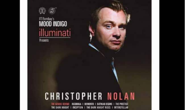 Christopher 'Batman' Nolan to attend IIT Bombay's Mood Indigo festival this year