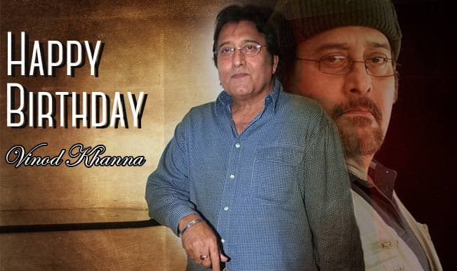 Vinod Khanna turns 68: Top 5 must watch movies of the Macho-Man