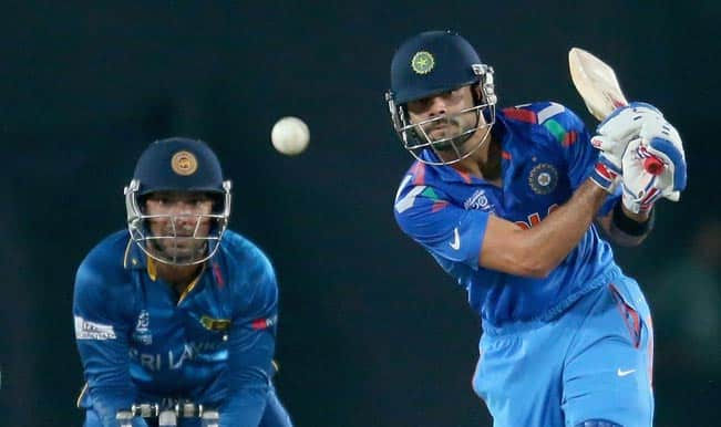 India vs Sri Lanka 2014 Schedule: All Match Fixtures, Venue Details and Complete Time Table of 5 ODIs