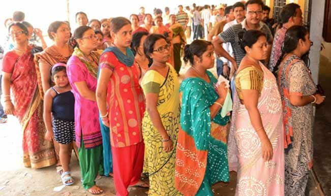 Haryana Assembly Election 2014: Haryana sees healthy voter turnout