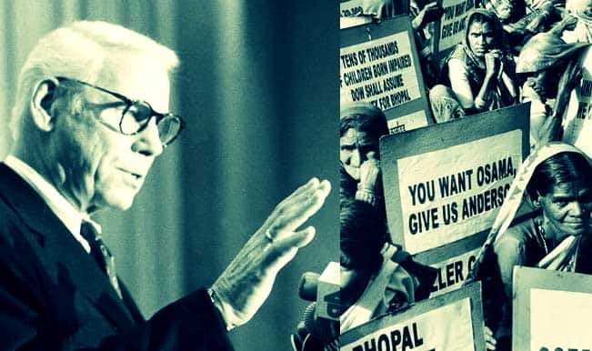 Warren Anderson CEO Union Carbide dead: Watch Full Video of Bhopal Gas Tragedy 1984
