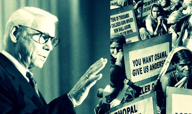 Warren Anderson CEO Union Carbide dead: Watch Full Video of Bhopal Gas Tragedy 1984