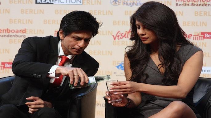 Shah Rukh Khan, Priyanka Chopra to Come Together for 'Got Talent World Stage Live'