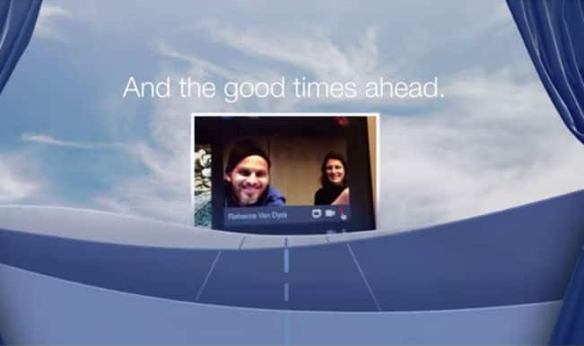 Facebook introduces 'Say Thanks' video which sends gesture of gratitude to loved ones