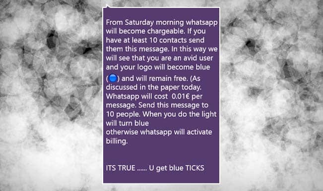 how to send a fake whatsapp message to yourself