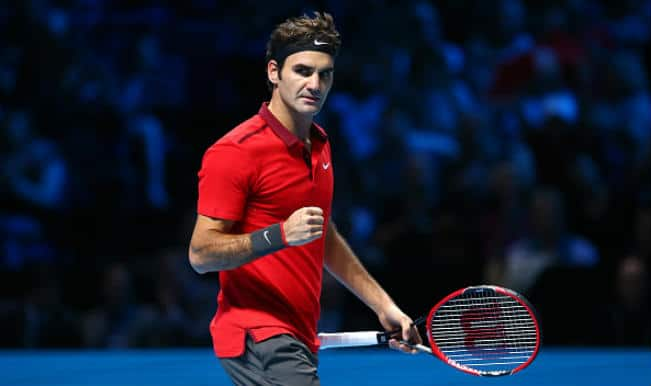Roger Federer outclasses Milos Raonic in ATP World Tour Finals 2014