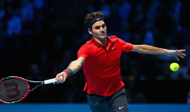Roger Federer Update: Roger Federer Vs Andy Murray, ATP World Tour Finals 2014