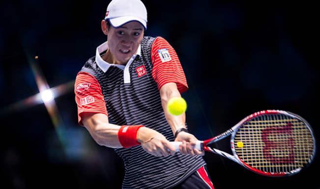 ATP World Tour Finals: Kei Nishikori beats David Ferrer to stay in hunt for semis berth