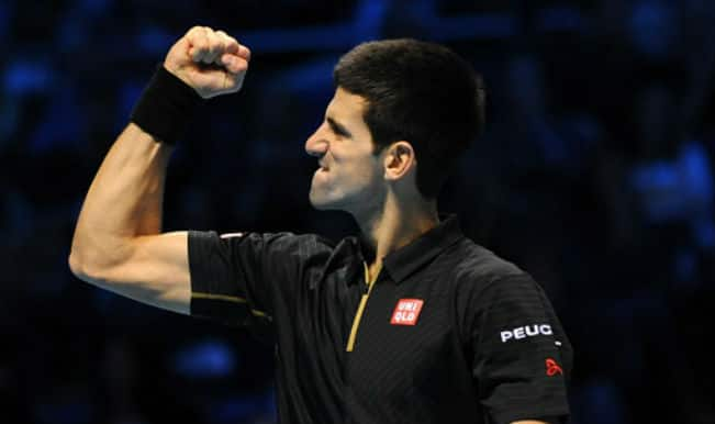 Barclays ATP World Tour Finals: Novak Djokovic overcomes Kei Nishikori 6-1, 3-6, 6-0 to reach final
