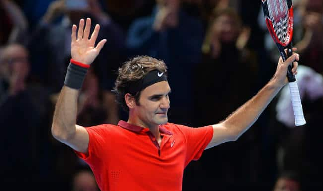 Roger Federer outlasts Stanislas Wawrinka to reach final of Barclays ATP World Tour Finals