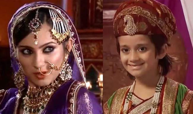 Jodha Akbar: Ruqaiya Begum poisons Salim's mind