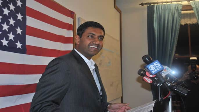 'Our Work Has Just Begun,' Says Ro Khanna in Concession Speech