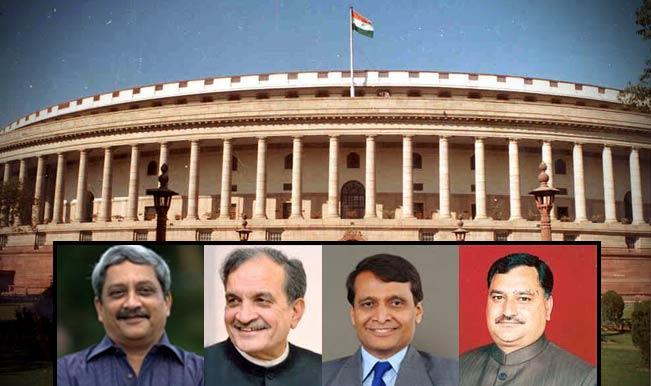 Narendra Modi's Cabinet Expansion: Manohar Parrikar, JP Nadda, Suresh Prabhu and Birender Singh become union ministers