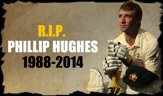 Phillip Hughes dead: An early promise withers away soon; last conscious on a cricket pitch