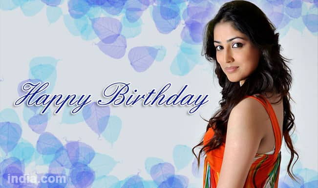 Yami Gautam Birthday: The Vicky Donor girl turns 26 (In Pics)