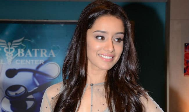 Shraddha Kapoor gets a special gift: Read on to know who presents it to the Haider babe