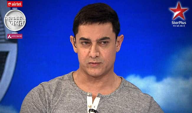Satyamev Jayate host  Aamir Khan gets legal notice for allegedly promoting homosexuality