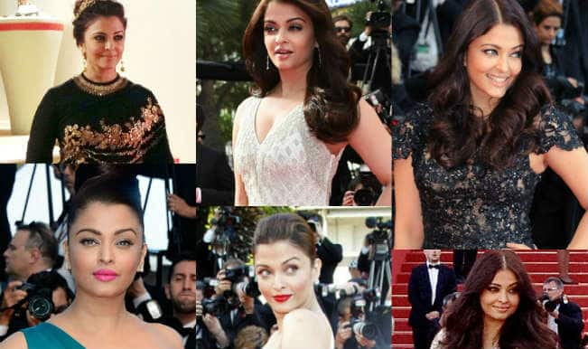 Aishwarya Rai Bachchan Birthday Special: Top 6 red carpet looks of the green eyed beauty!