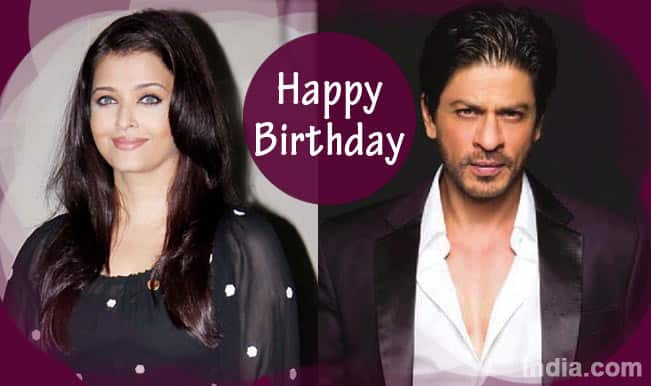 Aishwarya Rai Bachchan and Shah Rukh Khan: 5 things the Scorpio actors have in common!