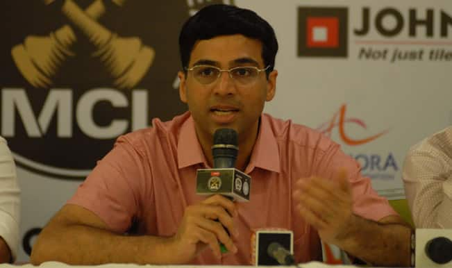 World Chess Championship 2014: Viswanathan Anand & Magnus Carlsen conclude game 9 with quick stalemate