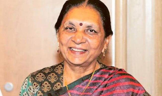 Modi Wishes Gujarat cm on Birthday Narendra Modi Wishes Gujarat