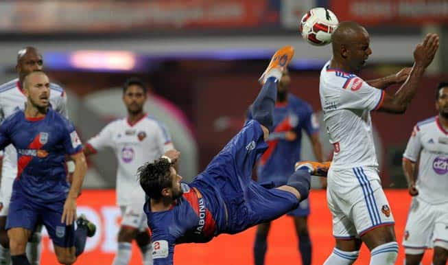 FC Goa deny Mumbai City FC top spot in ISL table with a goalless draw in 34th game