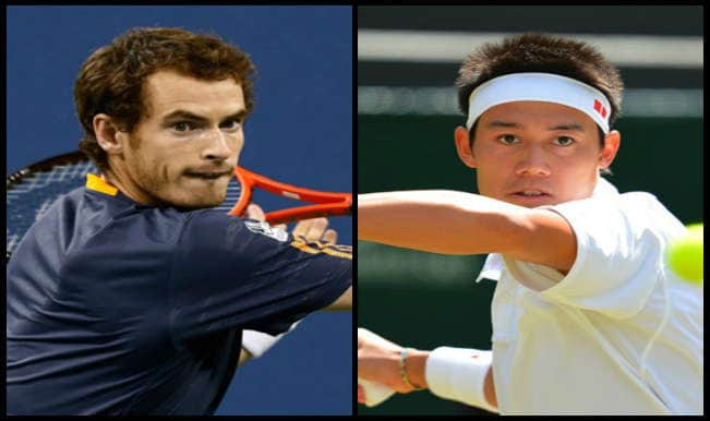 Andy Murray vs Kei Nishikori Live Streaming: Get Live Telecast of ATP World Tour Finals 2014 on Day 1