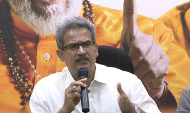 Shiv Sena leader Anil Desai likely to be inducted in Union Cabinet