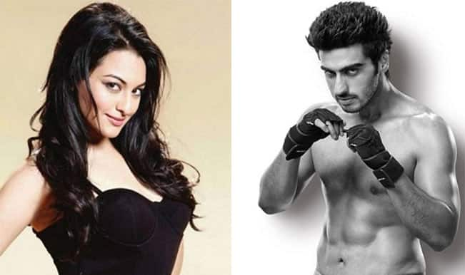sonakshi and arjun kapoor dating Arjun kapoor is an indian actor who appears in bollywood films he is the son of film producers boney kapoor and mona shourie kapoorlearn bio in celebsroll.