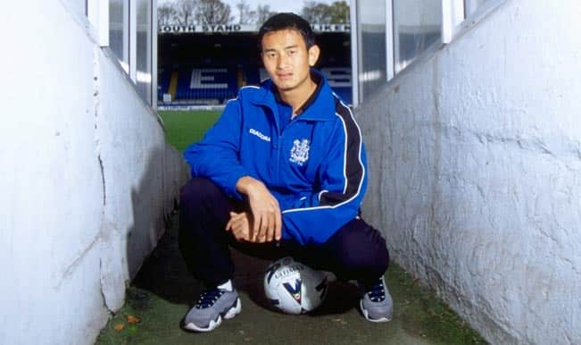 AFC Hall of Fame inductee Baichung Bhutia dedicates honour to struggling Indian players