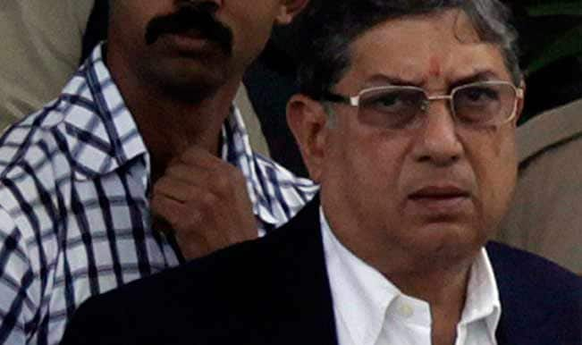 Mudgal Committee gives clean chit to N Srinivasan over IPL 2013 spot-fixing scandal