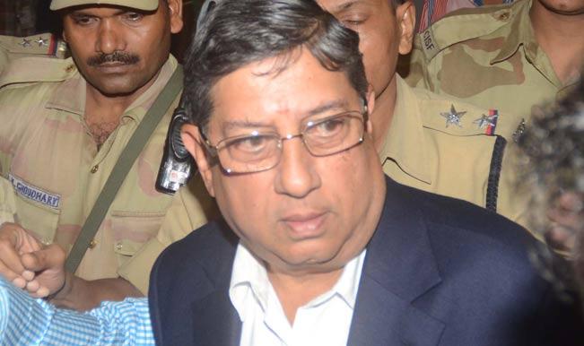 N Srinivasan's return as BCCI Chief gets major jolt with Supreme Court slamming him for conflict of interest!