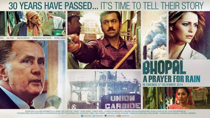Bhopal: A Prayer for Rain impressed American audiences