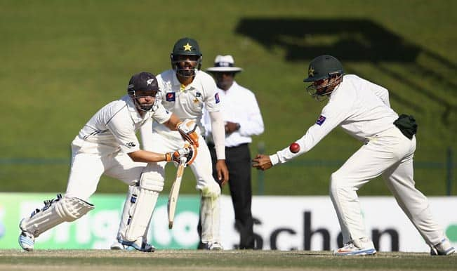 Pakistan vs New Zealand 2014 3rd Test Free Live Streaming: Watch Live Stream & Telecast of PAK vs NZ, Day 1 at Sharjah