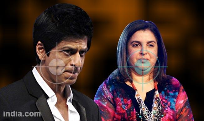 Shah Rukh Khan and Farah Khan on underworld's target: Bollywood under threat again!