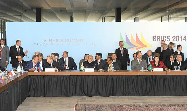 Suresh Prabhu : BRICS bank welcome alternative to fund infrastructure