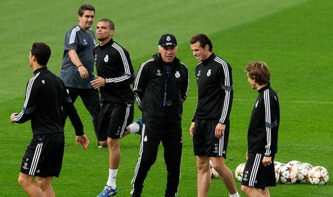 Real Madrid manager Carlo Ancelotti believes all his players are dedicated & true professionals
