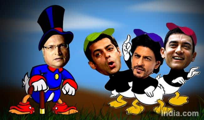 Salman Khan, Shah Rukh Khan, and Aamir Khan to share stage with Rajat Sharma to celebrate 21 years of Aap Ki Adaalat!
