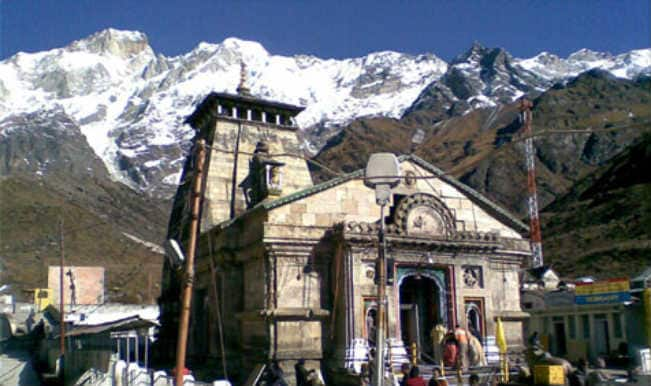 Char Dham Yatra concludes as Badrinath temple doors closed for winters