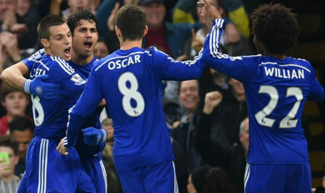 Chelsea extend lead at top of English Premier League (EPL) with 2-0 win against West Bromwich Albion