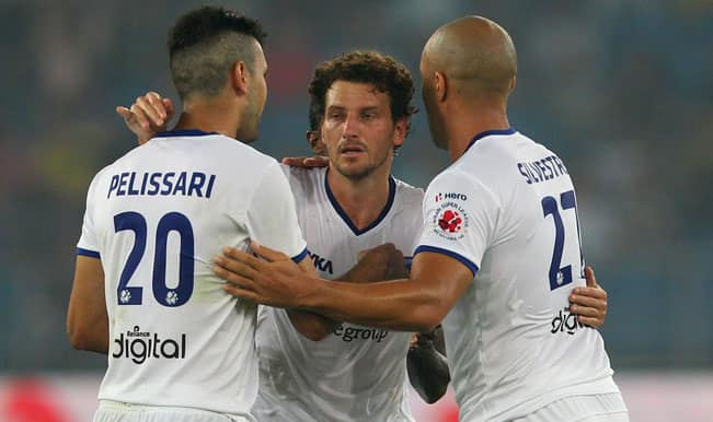 ISL 2014 Live Score Update of Chennaiyin FC vs FC Pune City Football Match: Full-Time CFC 3-1 FCPC