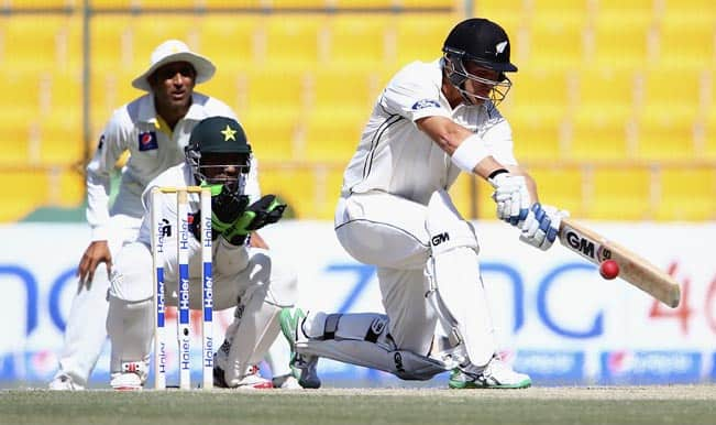 Pakistan vs New Zealand 2014 2nd Test Free Live Streaming: Watch Live Stream & Telecast of PAK vs NZ, Day 5 at Dubai