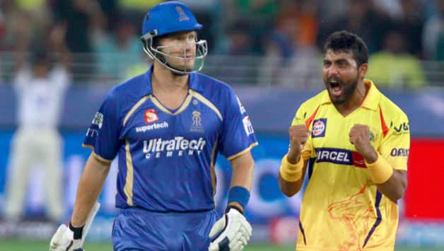 Will Chennai Super Kings (CSK) and Rajasthan Royals (RR) be eliminated from IPL 2015?