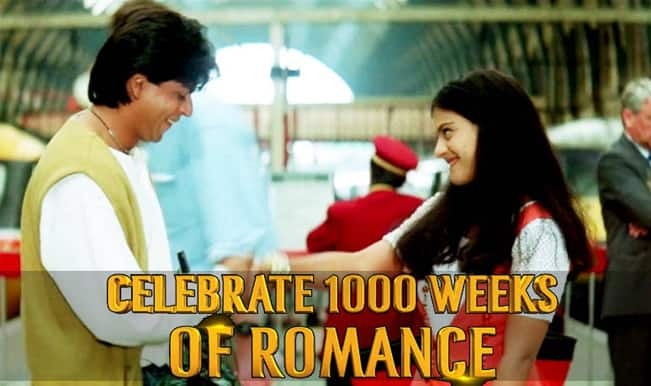 Dilwale Dulhania Le Jayenge new trailer: Shah Rukh Khan and Kajol movie celebrates 1,000 weeks in theatres