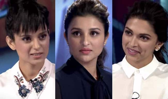 Satyamev Jayate Season 3 Finale Promo: Aamir Khan gets Deepika Padukone, Kangana Ranaut and Parineeti Chopra to end the season