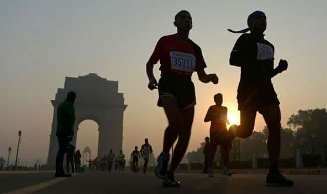 Delhi Half Marathon Advanced to October 21