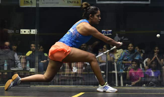 Dipika Pallikal excluded from Indian team for World Squash Championships