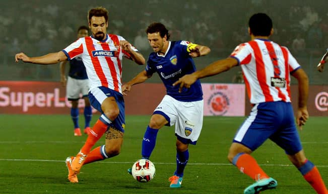 Watch Free Live Streaming & Telecast of Indian Super League (ISL) 2014 Football 36th Match between Chennaiyin FC vs FC Pune City