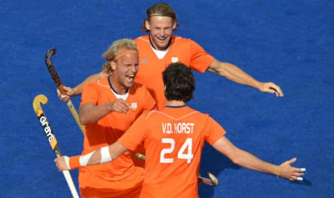 Champions Trophy 2014: Excited to play against India, says Dutch hockey skipper